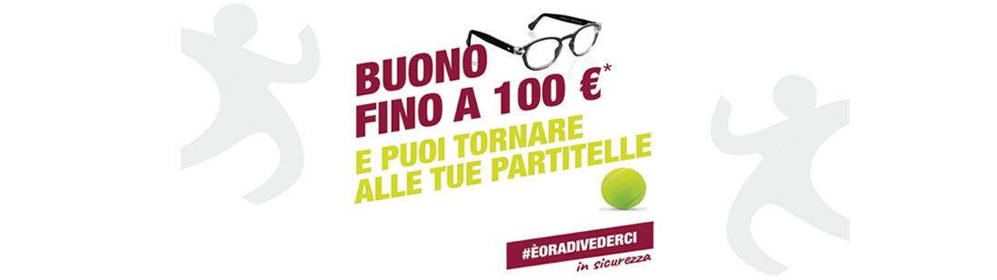 Buono 100 Euro Occhiali